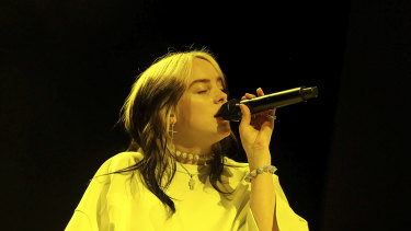 Billie Eilish has topped this year's Hottest 100 with her song Bad Guy.