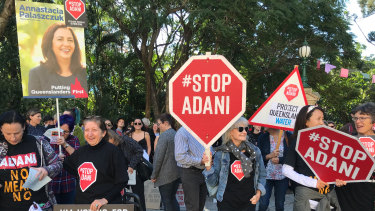 To critics of the Carmichael mine, the decision to rebrand showed the Adani brand was toxic.