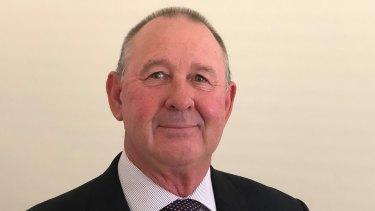 Keith Perrett, the chairman of LandMark White.