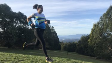 Don't let your winter training go to waste, says running coach Kellie Emmerson.
