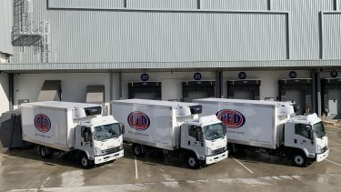 The deal will see Woolworths and PFD share some logistics services.