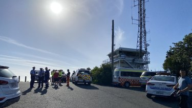 Search crews suspended their activities about midday on Saturday.