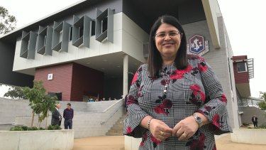 Education Minister Grace Grace has released an interim NAPLAN report which recommends changing the timing and the years in which the tests are run.
