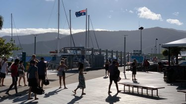 A Queensland Health spokesman said there were no known outbreaks in Cairns and there had not been any for some time.