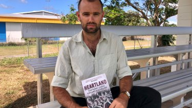 Joe Gorman said he was proud a book about sports being seen as part of the wider culture of Queensland was being honoured.
