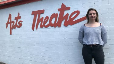 Jordan Boyd says she has hundreds of friends who are now out of work in the arts sector.