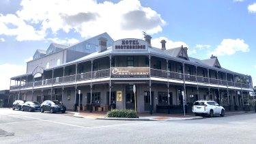 Hotel Northbridge was forced shut following a quarantine breach.