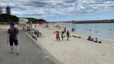 You can still go to the beach, but stay away from crowds and adhere to social distancing rules.