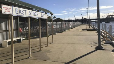 East Street Jetty will transform to new venue Jetty Bar and Eats in just one day.