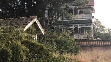 Lamb House and part of its large garden, which should all be kept intact, says Steve Wilson.