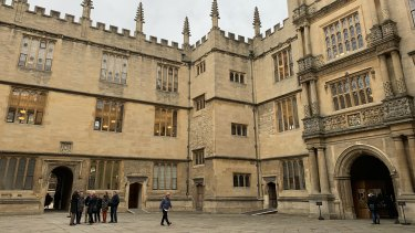 The University of Oxford's 'Phi Collection' is home to 3000 booked deemed 'obscene'.