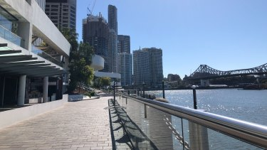 Sections of the City Reach boardwalk need rehabilitation, council says.