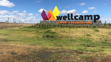 Queensland is pushing for a COVID quarantine facility to be built at Toowoomba's Wellcamp Airport.