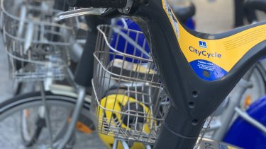 CityCycle bikes will disappear from Brisbane in early 2021.