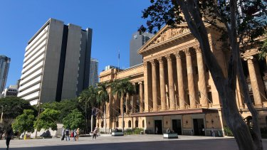 Brisbane City Council is one the city's biggest employers.