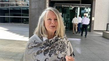 Donna Phillips was a waitress and cashier at Brisbane's Whiskey Au Go Go nightclub.