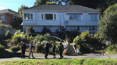 The Dunedin, NZ, house of Brenton Tarrant, the Australian man convicted of terrorism and murder for the attacks on two Christchurch mosques in 2019.