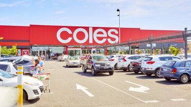 A Coles-anchored neighbourhood centre in Coburg North sold for about $48 million.