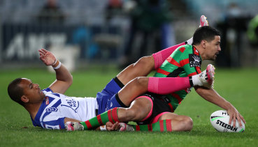 Cody Walker and Souths are starting to mount their comeback.