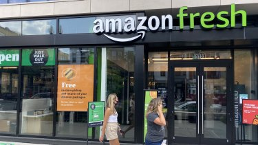 The recently-opened, checkout-free Amazon Fresh store in Washington DC offers a glimpse into the future of retail shopping.