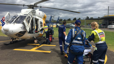 CareFlight launched an internal investigation following the theft of fentanyl at one of their bases.