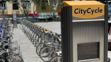 CityCycles are set to be scrapped after 10 years of operation.