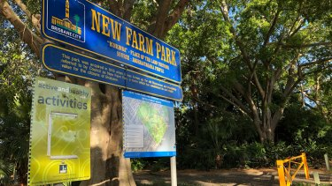 A Brisbane City Council plan to change access to the popular New Farm Park has sparked a community campaign to give residents a say in the park's future.