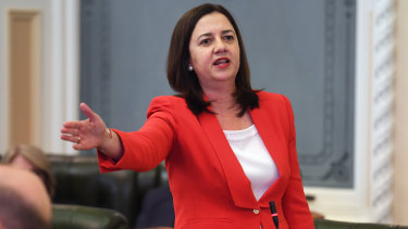 Premier Annastacia Palaszczuk says Labor's abortion reform would modernise Queensland.
