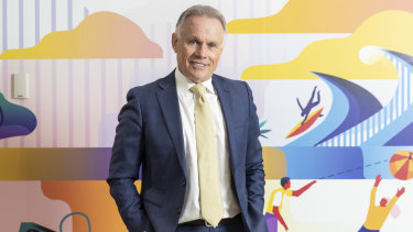 NIB boss Mark Fitzgibbon offered no forward guidance, saying COVID-19 was 'confounding' efforts to forecast.
