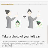 Sony's headphone app can upload pictures of your ears to tune 360 degree music.