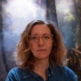 Production designer Fiona Crombie.