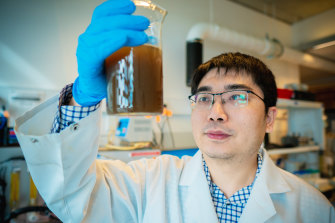 Research by Dr Qilin Wang from the University of Technology Sydney into technology that could minimise the environmental impact of sewage treatment has seen him win the Eureka Prize for outstanding early career researcher.