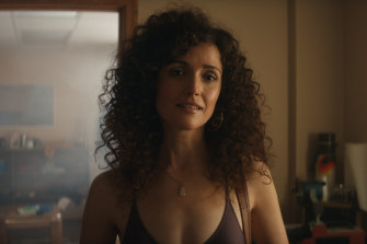 Rose Byrne as Sheila Rubin in Physical.