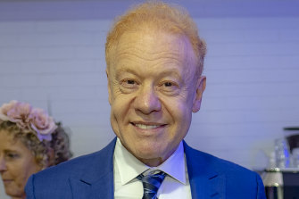Australian billionaire Anthony Pratt commissioned the portrait.
