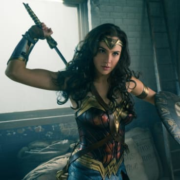 Gal Gadot in <i>Wonder Woman</i>, the success of which showed women-centred films are good business.