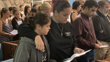 Darwin community comes together in grief after mass shooting