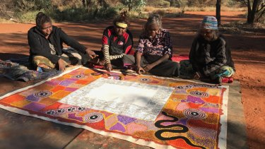 How the Uluru Statement came together on canvas, and what it means