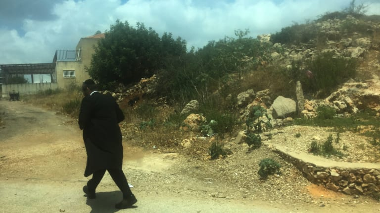 Ultra-Orthodox Jews are the fastest-growing population within the Jewish settlements in the West Bank.