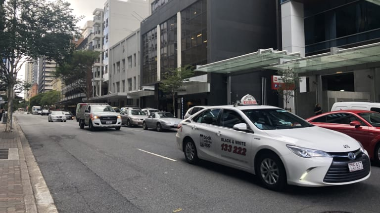 The speed limit on Ann Street in Brisbane's CBD will be reduced to 40km/h.