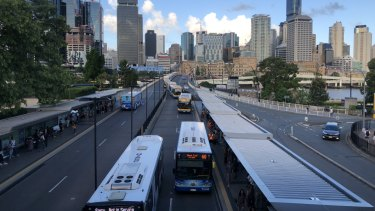 Brisbane's buses will face greater compliance scrutiny under a new contract between the state and the council.