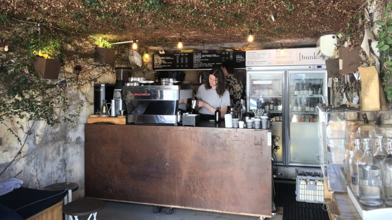 Bunker Coffee has been operating since 2010.