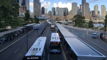 Patronage is up on public transport, according to the latest data from TransLink