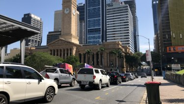 The speed limit on Ann Street will be reduced to 40km/h from Monday, November 5.