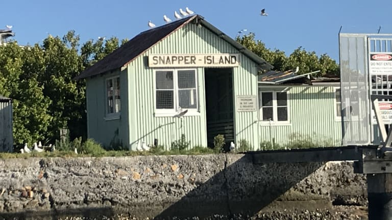 The tiny island is in bureaucratic limbo, while its heritage structures lapse into decay.
