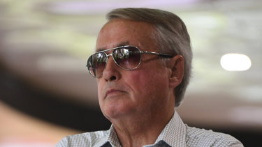 "ALP national president and former treasurer Wayne Swan said the party's platform was not ""too radical""."