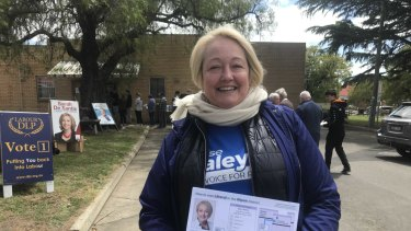Ripon MP Louise Staley is set to be returned with a tiny margin.