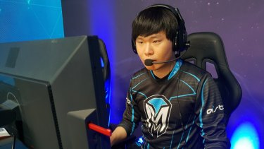 Ryoo now plays Heroes of the Storm for Mindfreak, a local team that has just won their way into the sport's biggest event of the year at BlizzCon.