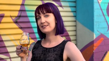 Ren Butler runs The Whisky Social as a side hustle.