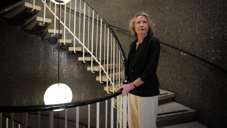 """Alison Booth: """"Canberra is a very intellectually vibrant city."""""""