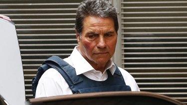 Lucky Gattellari, pictured leaving court in 2017.